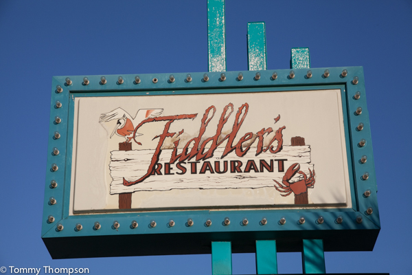 Fiddler's Restaurant 1306 Riverside Drive Steinhatchee, Florida (352) 498-7427