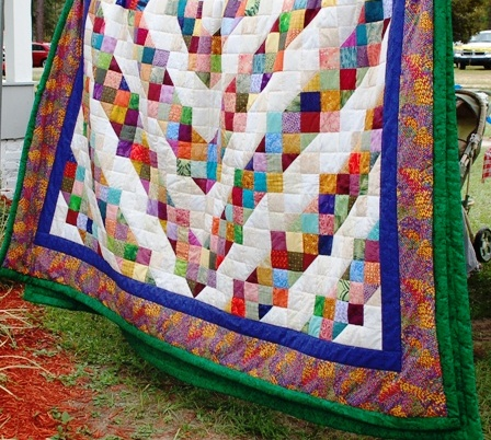 Pine Tree Quilters Brunch & Quilt Show