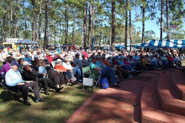 14th Annual Florida State Bluegrass Festival & Chili Cook-Off