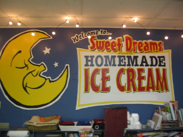 Sweet Dreams Homemade Ice Cream of Gainesville