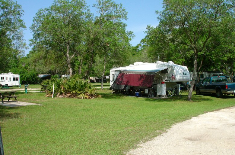 Angler's RV Campground