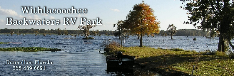Withlacoochee Backwaters MH/RV Park