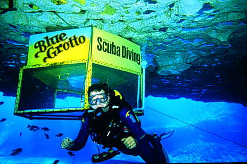 Blue Grotto Dive Resort