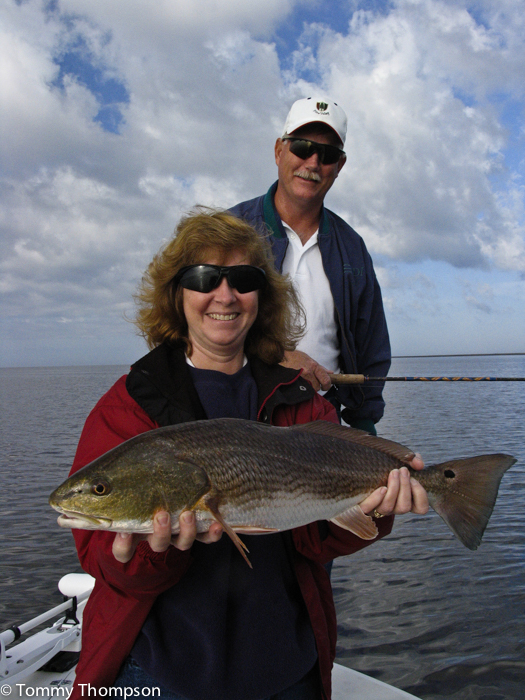 Fishing news redfish daily bag limit in big bend to for Big bend fishing
