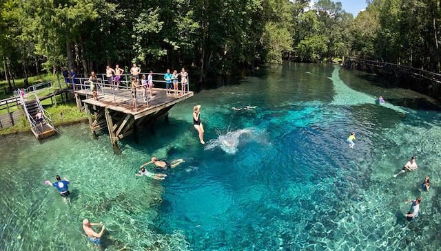 10 Wonderful Waters For Summer Heat in Natural North Florida