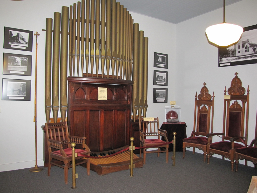 Treasures of Madison County Museum