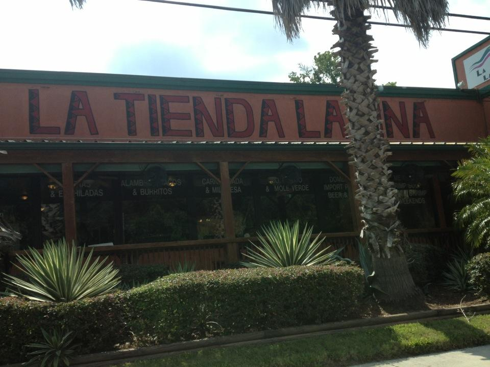 hungry for mexican food just head to gainesville 39 s la tienda latina restaurant visit natural. Black Bedroom Furniture Sets. Home Design Ideas