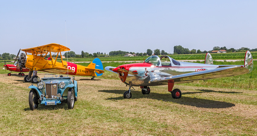 2nd Annual Wings and Wheels Fly-In Festival