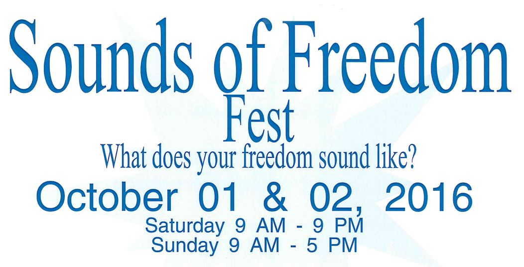 Sounds of Freedom Fest