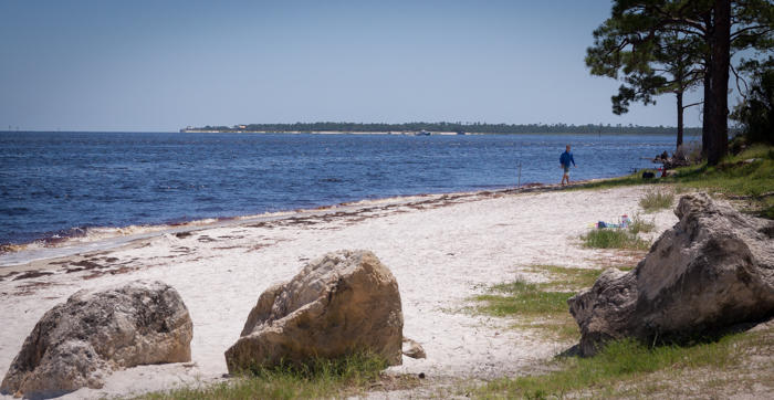 Florida's Ochlockonee Bay Bike Trail