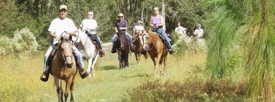 McCulley Farms Trail Rides