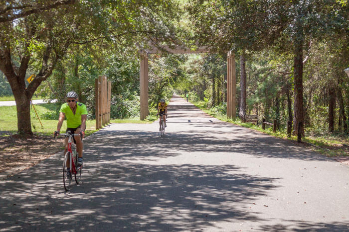 Tallahassee - St. Marks Historic Railroad State Trail