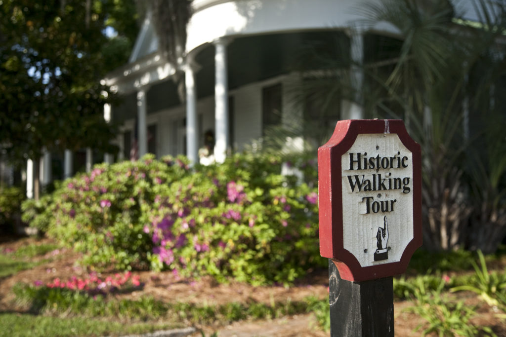 Ghost Tour In Monticello Florida