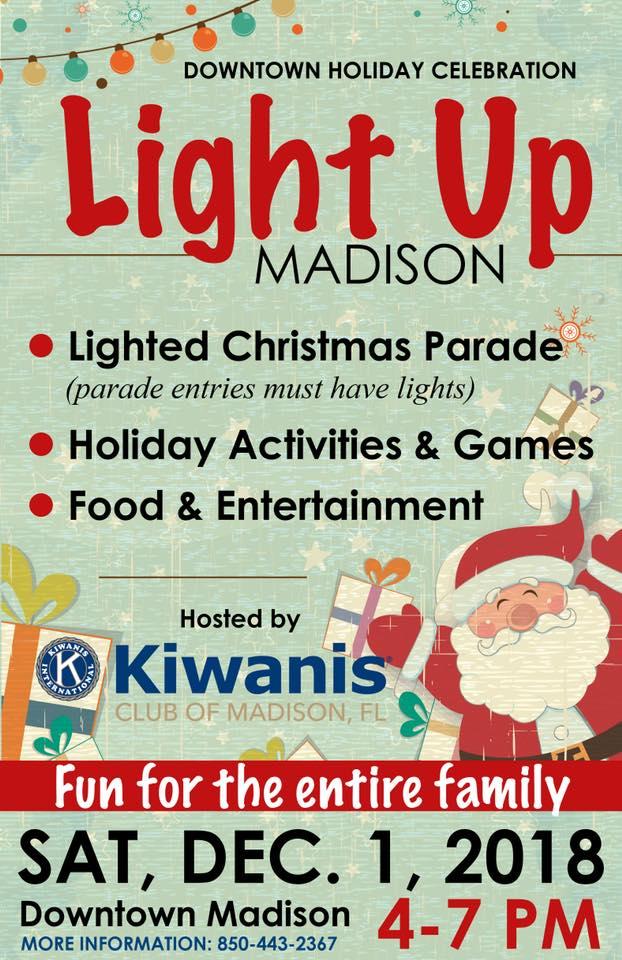 Light Up Madison