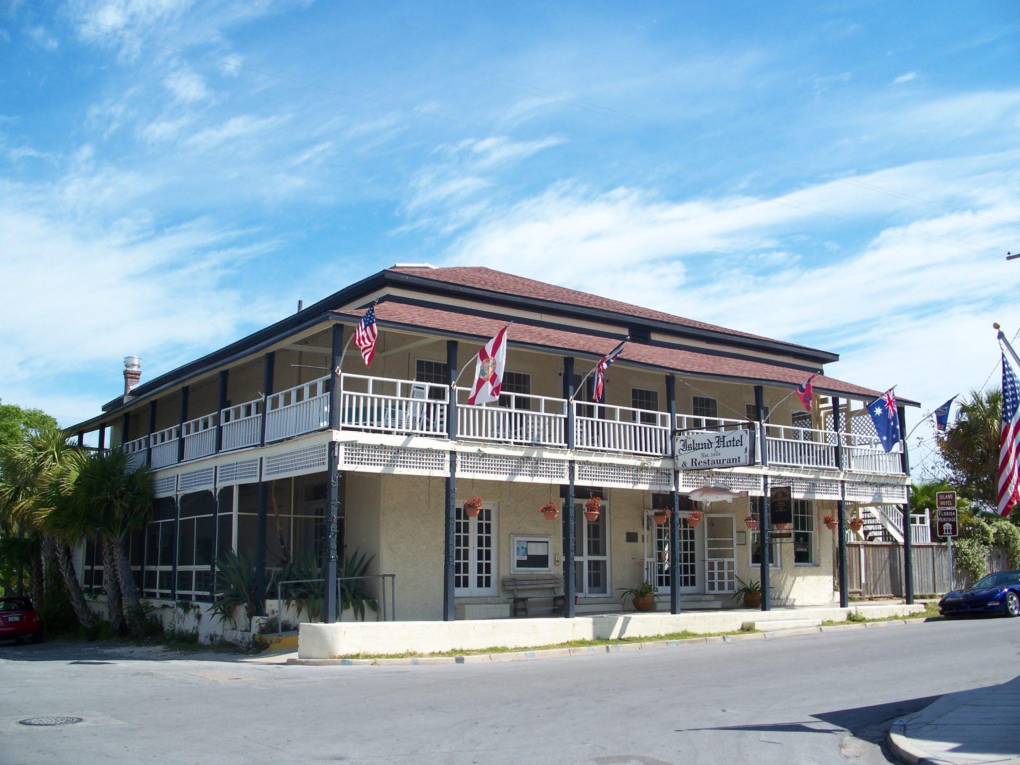 Cedar Key Island Hotel And Restaurant