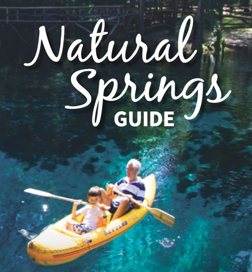 Natural North Florida Ultimate Springs Guide Now ONLINE