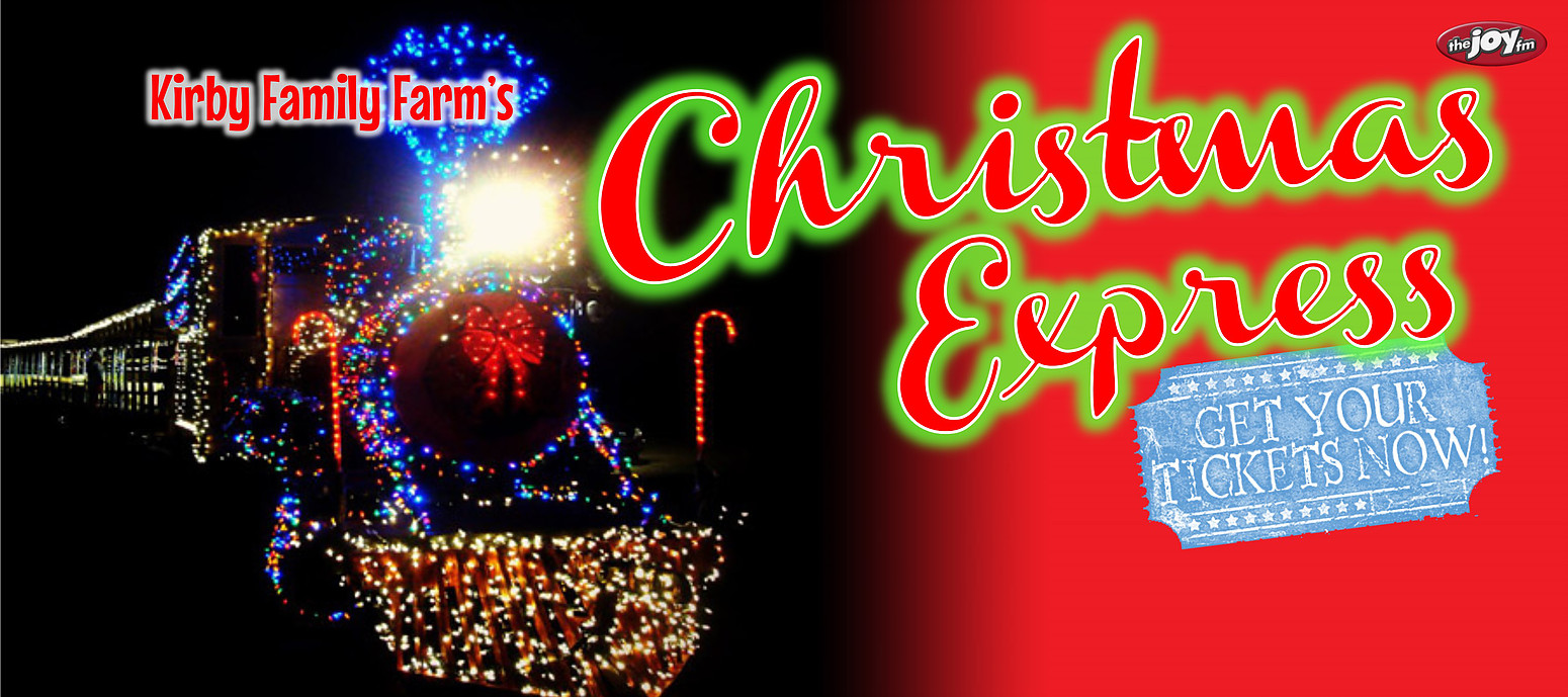 The Kirby Family Farm\'s Christmas Train , Levy County Florida ...