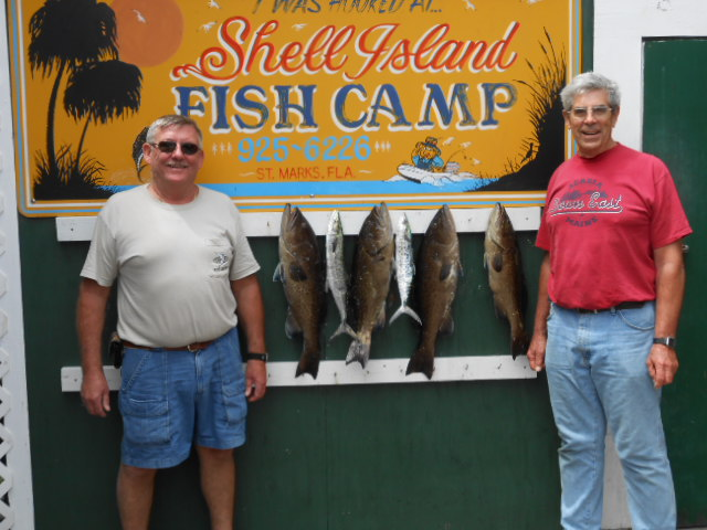 Shell Island Fish Camp