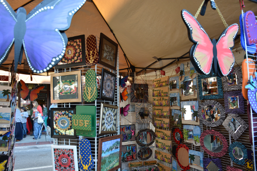The Annual Olustee Festival & Craft Show
