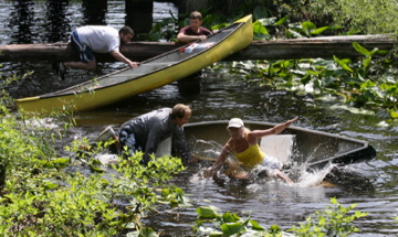 40th Annual Wild Hog Canoe & Kayak Race