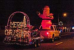 Chiefland Christmas Festival and Parade