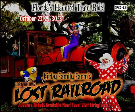 Kirby Family Farms Lost Railroad