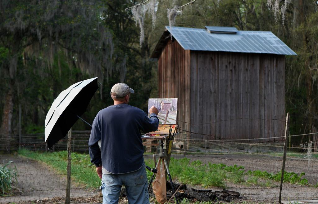 Dudley Farm Plein Air Paint-Out