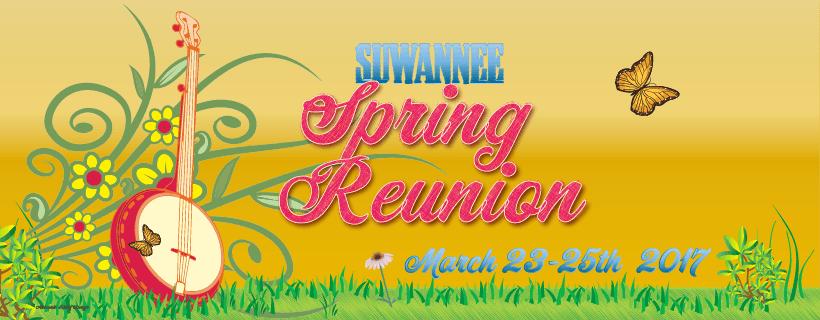 Suwannee Spring Reunion