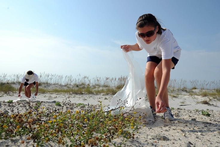 Wakulla County Coastal Cleanup