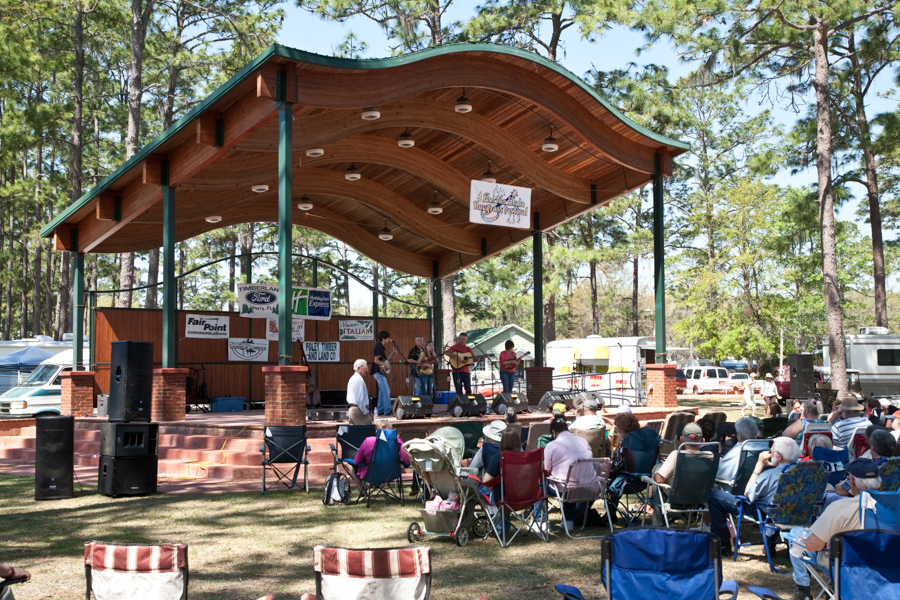It's Springtime In Natural North Florida--Plan Some Festival Fun!