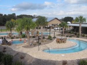 RV Resort in Mayo FL