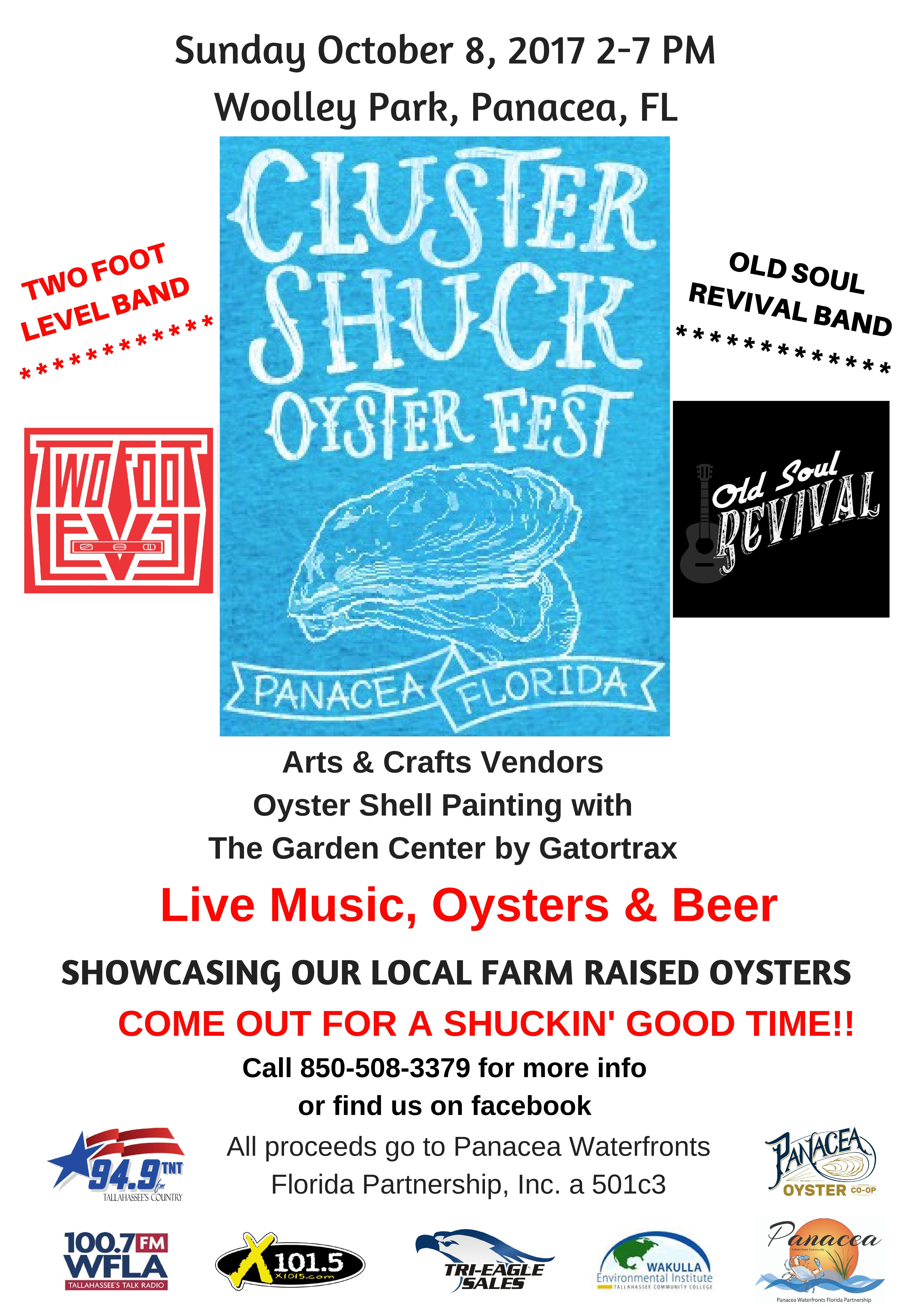 Cluster Shuck Oyster Festival