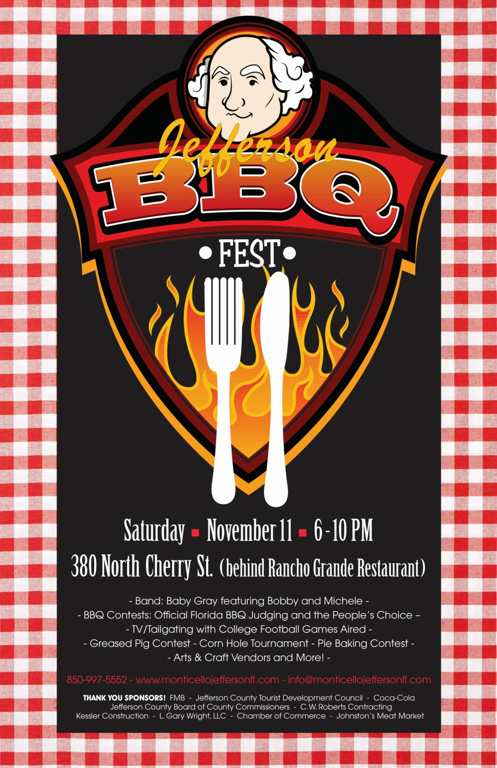 Jefferson BBQ Festival