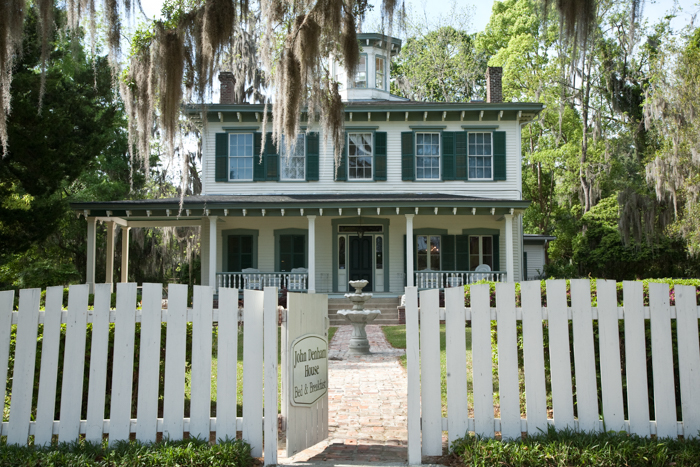 Take A Scenic Drive Along Natural North Florida's US90--Monticello to Madison