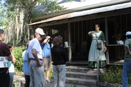 Historic Park Tour