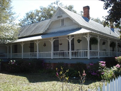 James W. Townsend House, Lake Butler, FL