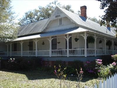 James W. Townsend House, Lake Butler, FL