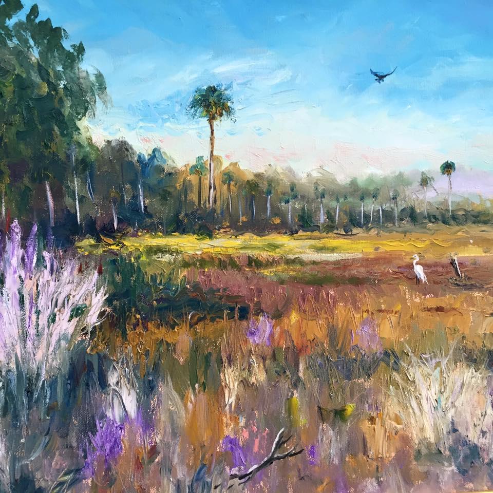 Annual Art League of North Florida Spring Members Art Exhibit