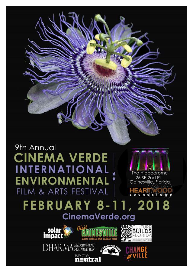 Cinema Verde International Environmental Film & Arts Festival