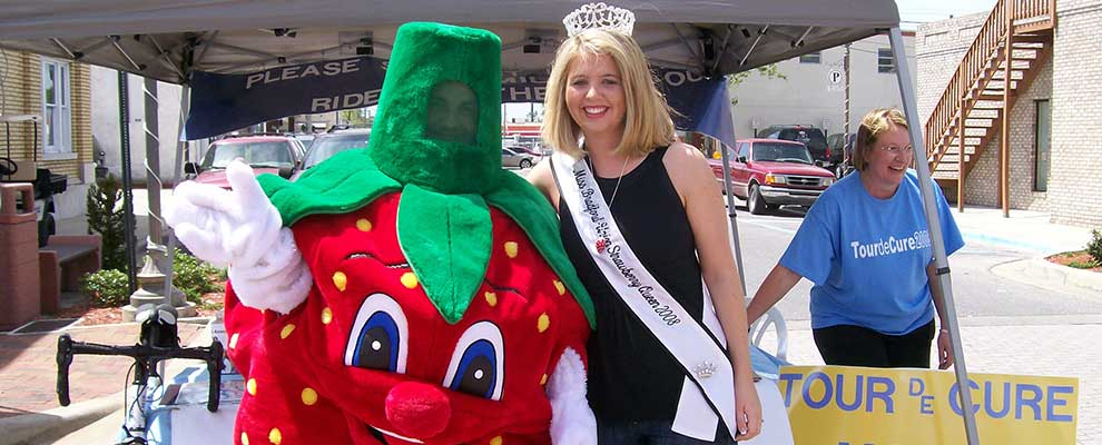 Bradford County Strawberry Festival