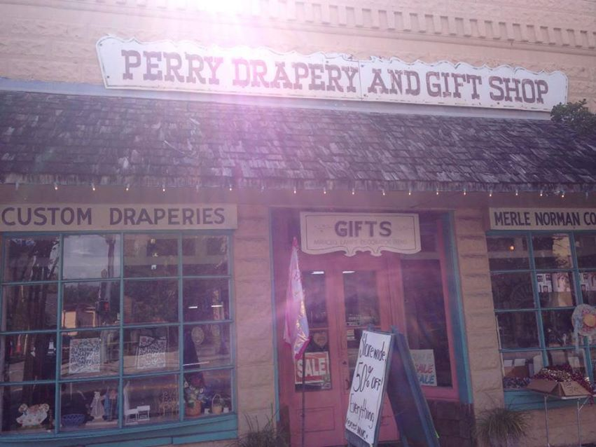Perry Drapery and GIft Shop