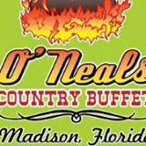O'neals Counrty Buffet
