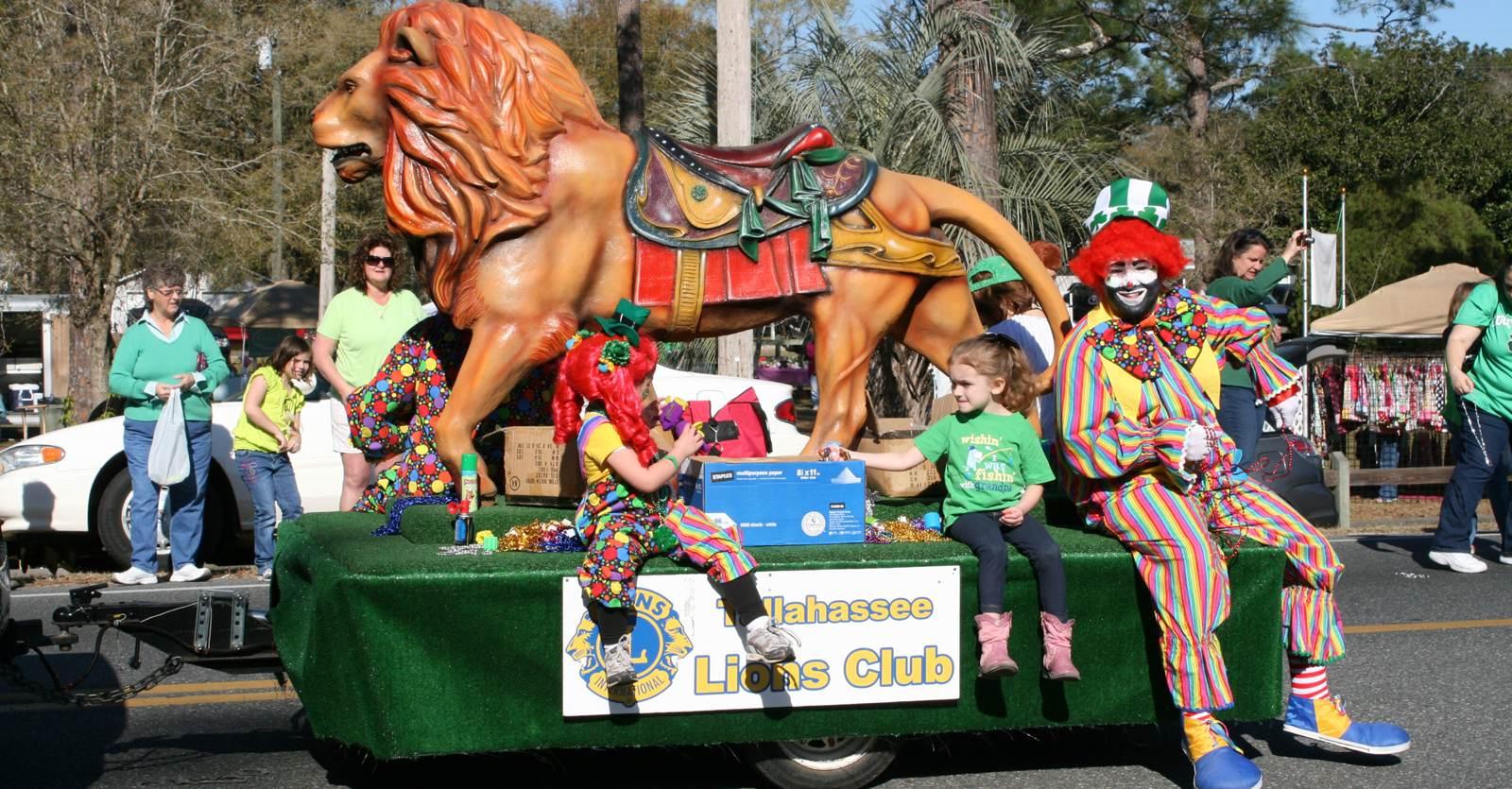 Lion's Club St. Patrick's Day Celebration