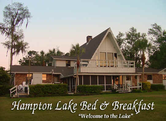 Hampton Lake Bed and Breakfast