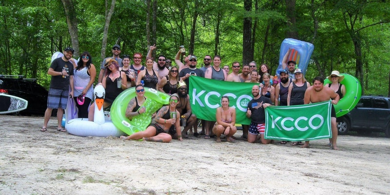 Wooded Spring Fling A Floatin' Good Time'r 2