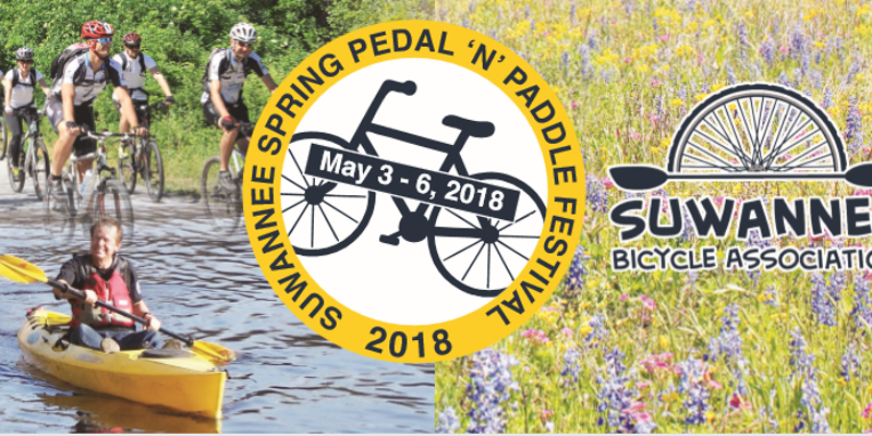 Suwannee Spring Pedal 'n' Paddle Festival 2018