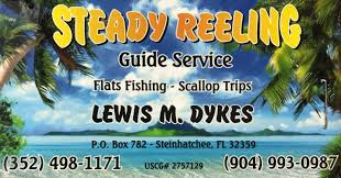 Steady Reeling Guide Service