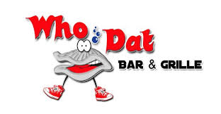 Who Dat Bar and Grill