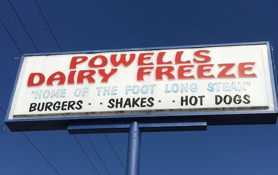 Powell's Dairy Freeze