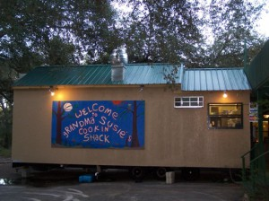 Grandma Susie's Cookin' Shack at the Suwannee River Rendezvous